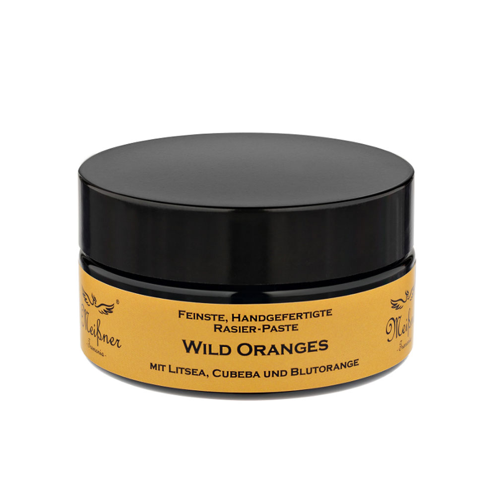Meissner - Shaving Cream - Wild  Oranges - 200ml