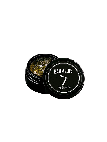 Baume.be - Pre Shave Gel - 50ml