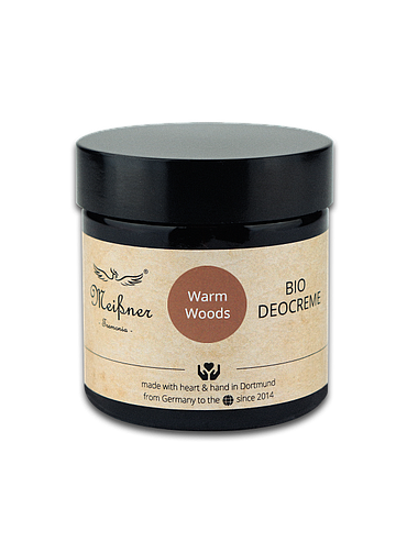 Meissner - Deo - Warm Woods/Balsam Resin - 75g
