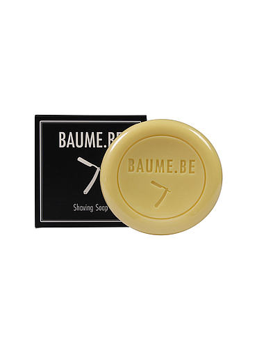 Baume.be - Savon a barbe recharge - 135g