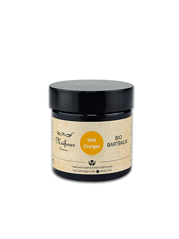 Meissner - Baume à Barbe - Litsea / Orange Sanguine  - 50g