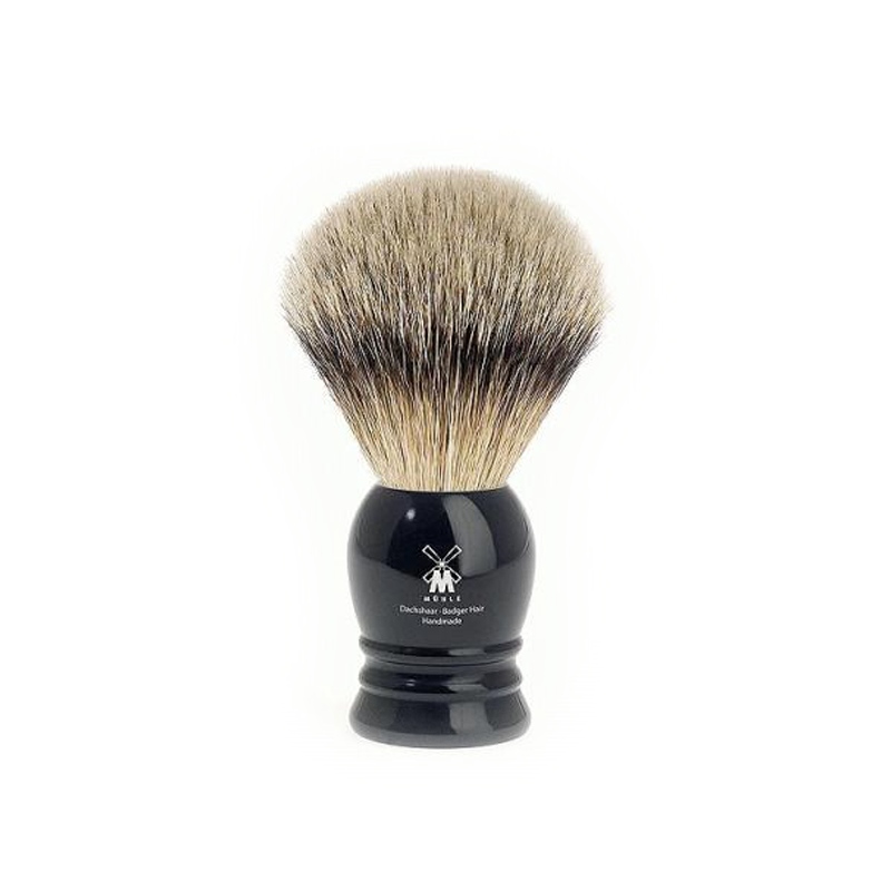 Muehle - Classic - Blaireau  - Silvertip - 21mm