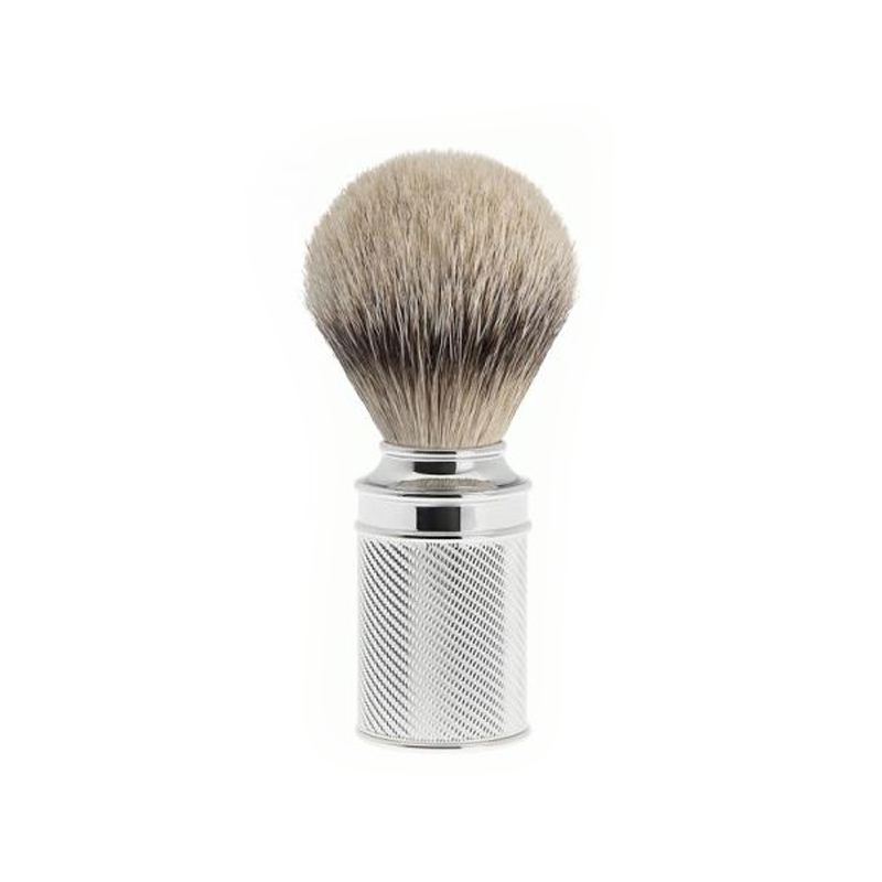 Muehle - Traditional - Blaireau  - Silvertip - 21mm