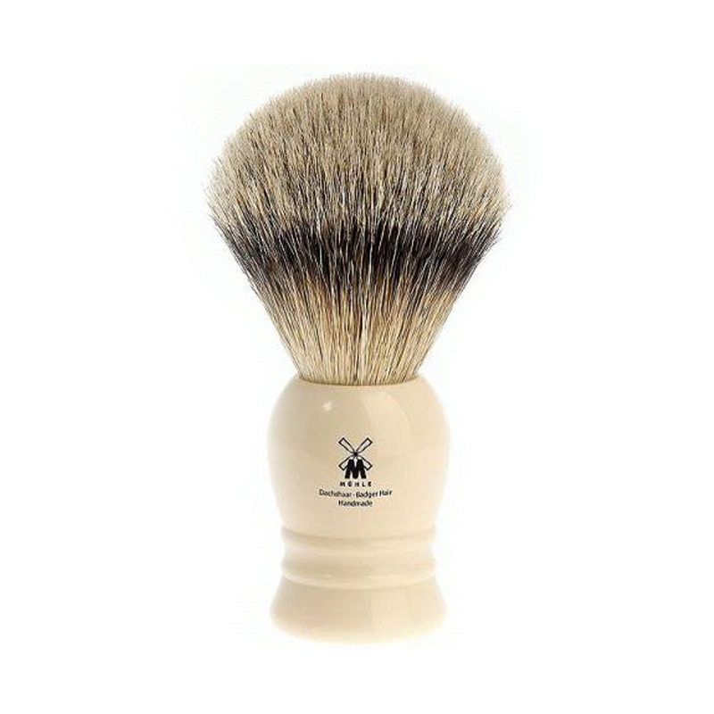Muehle - Classic - Badger - Silvertip - 26mm