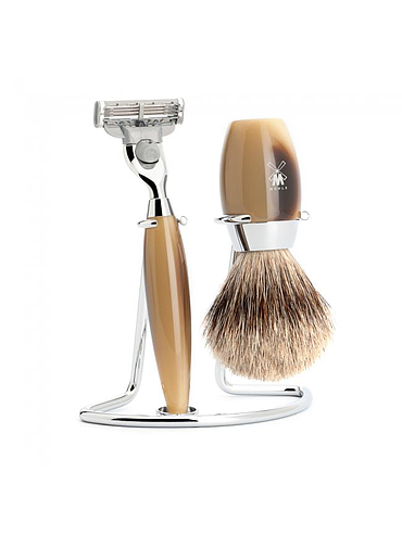 Muehle - Kosmo - Resin Shaving Set - Mach3