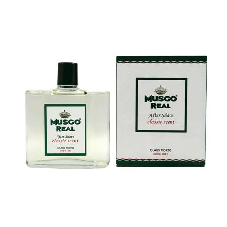Musgo Real - After Shave Cologne - Klassieke geur - 100 ml