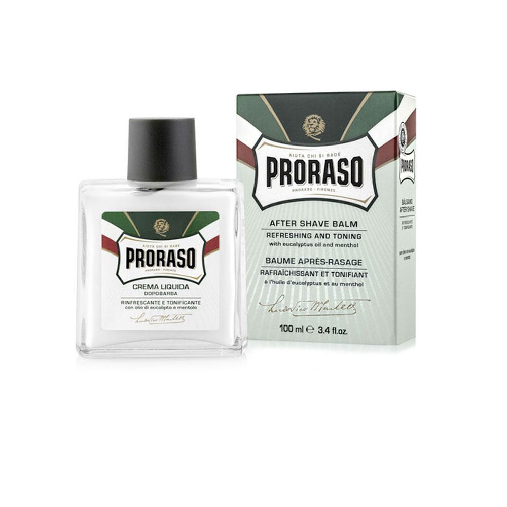 Proraso - After shave balm - Green - 100ml