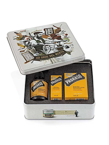 Proraso - Kit Barbe - Wood and Spice