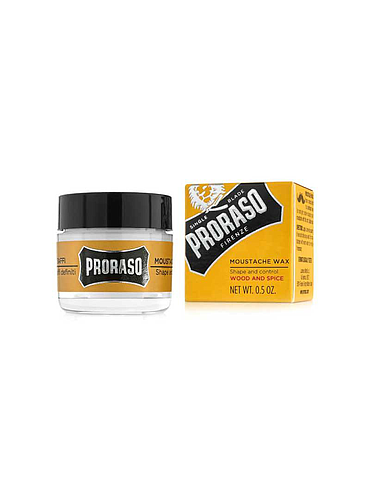 Proraso - Moustache Wax - 15ml