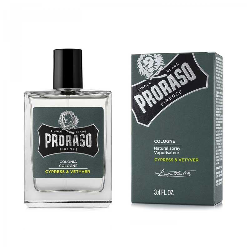 Proraso - Cologne - Cypress and Vetyver - 100ml