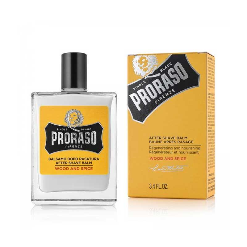 Proraso - Baume après rasage - Wood and Spice - 100ml