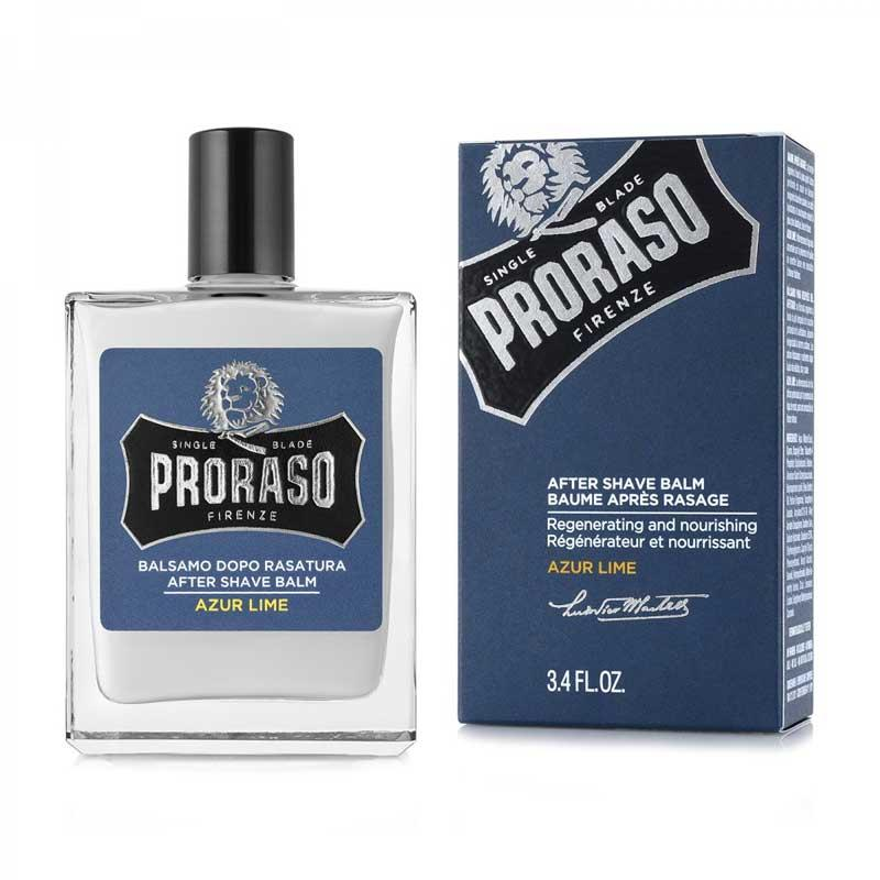 Proraso - After shave balm - Azur & Lime - 100ml