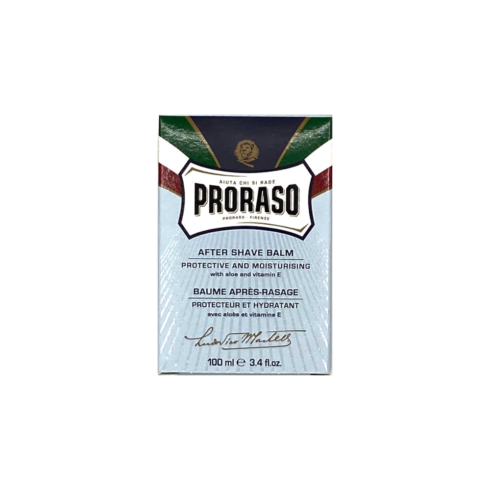Proraso - After shave balm - Aloe - 100ml