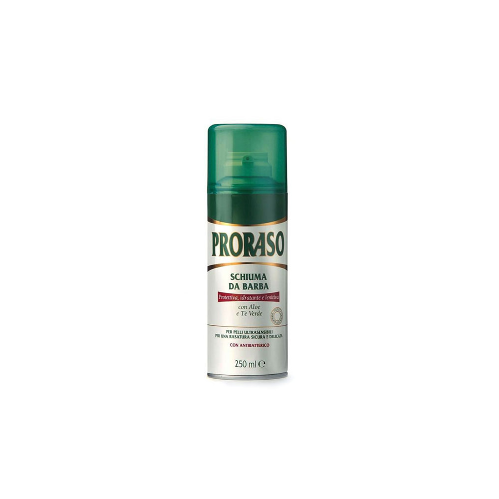Proraso - Mousse à raser peau sensible - 250ml