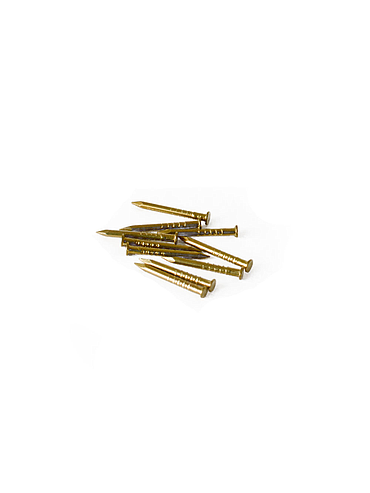 Brass razor pivot pins 1.8 x 20mm - 10 pcs